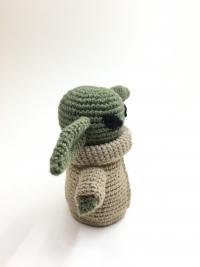 Kolekcijas rotaļlieta Baby Yoda